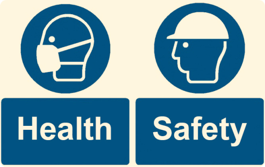 What is 'health' and what is 'safety'?